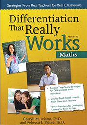 Differentiation That Really Works Maths Grades 6 12