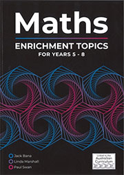 Maths Enrichment Topics for Years 5 8