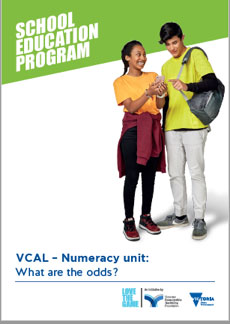 VCAL numeracy resource