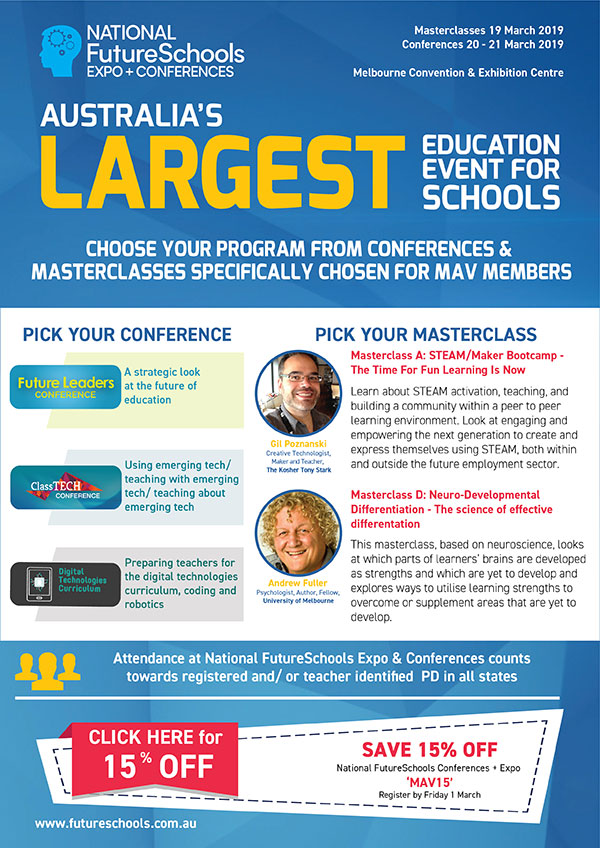national futureschools expo and conference